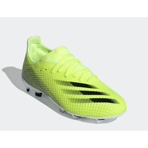 ADIDAS X GHOSTED.3 FIRM GROUND MEN'S SOCCER CLEATS
